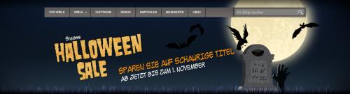 Steam Halloween 2013