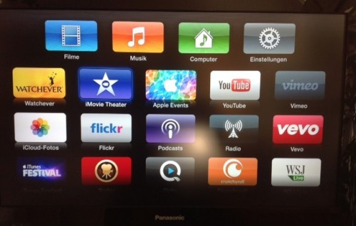 iMovie Theater TV Frank