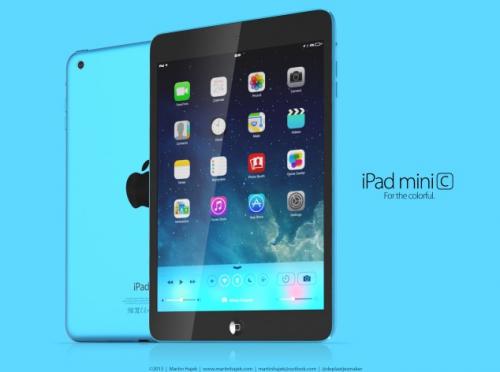 iPad mini 2 blau martinhajek.com