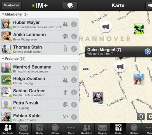 im plus pro update screen1