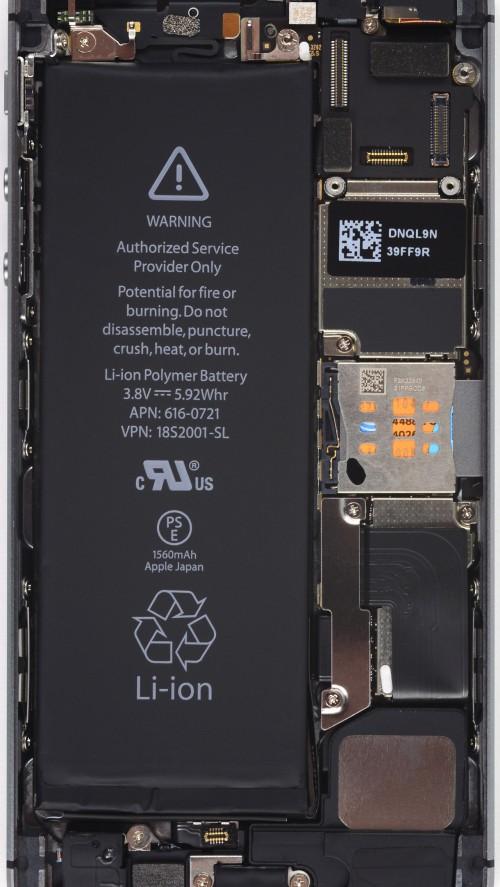 iphone 5S hintergrund