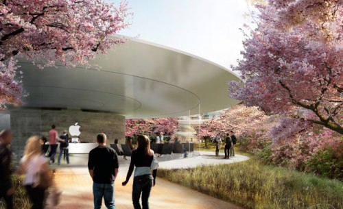 Apple HQ Rendering1