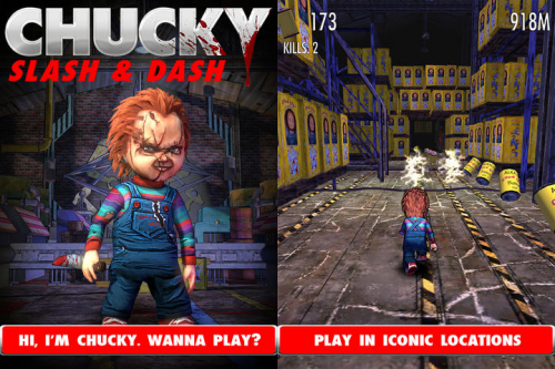Chucky Slash and Dash Screen1