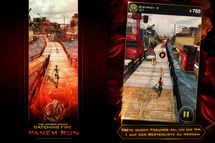 Hunger Games Catching Fire Screen1