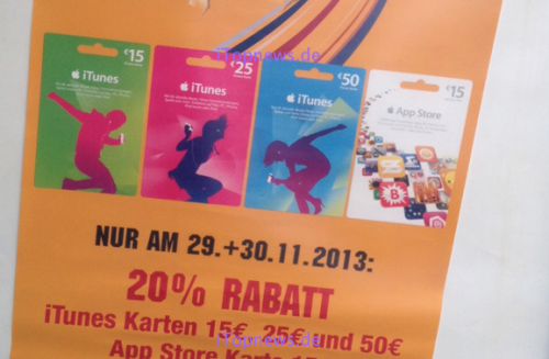 Lotto NRW iTunes Karte