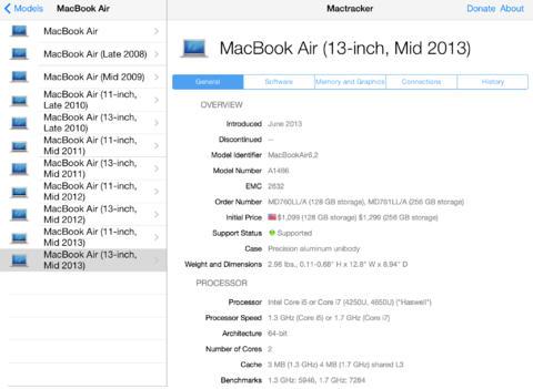 Mactracker Screen1