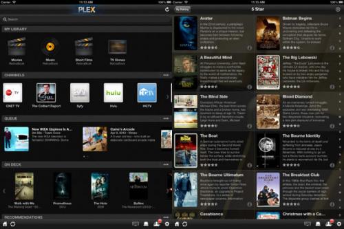 Plex Screen1