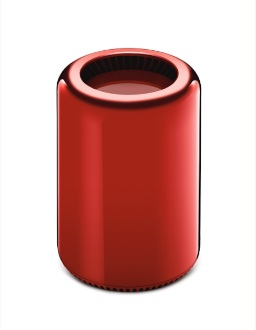 RED Mac Pro Jony Ive