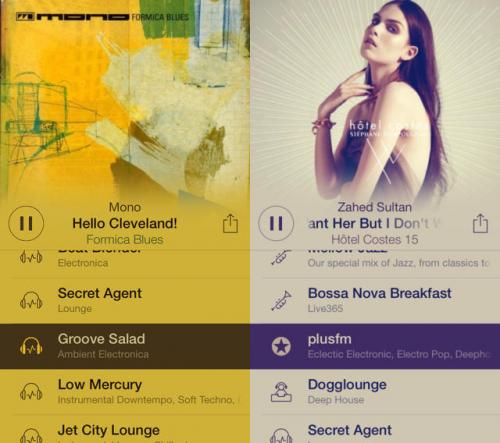 Radium iOS7 Screen1