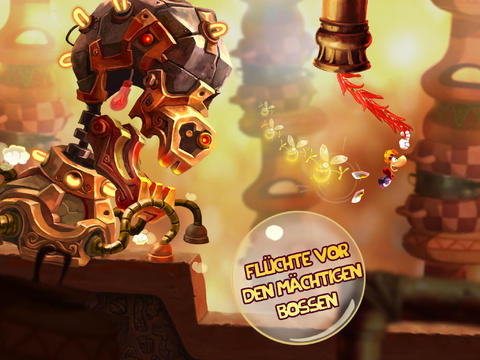 Rayman Fiesta Run Screen2