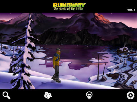 Runaway The Dream of the turtle2 screen1