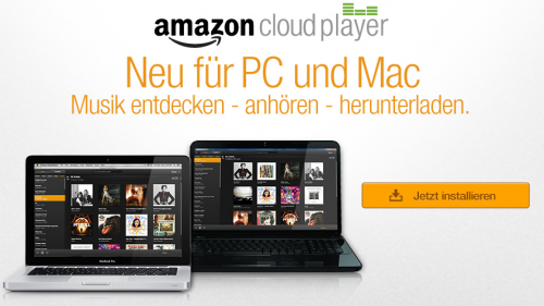 cloud player os x