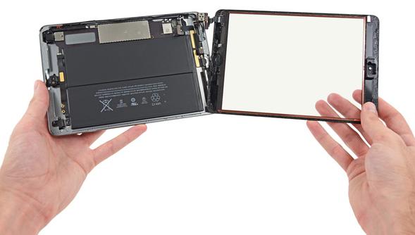 iFixit Teardown Retina iPad mini