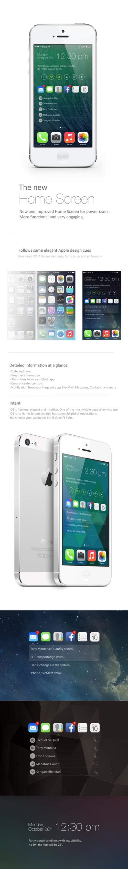 iOS 8 Konzept1