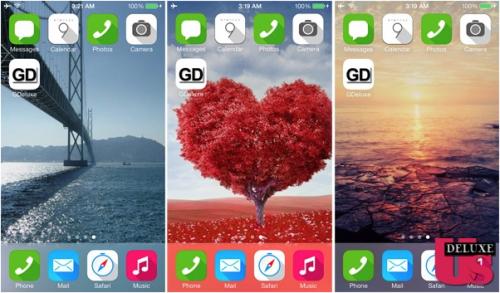 iOS 8 Studie US.Deluxe