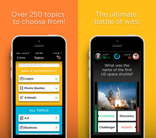 quizup screen1