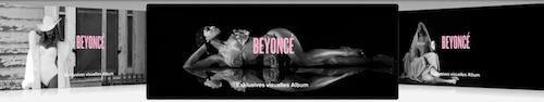 Beyonce visuelles Album