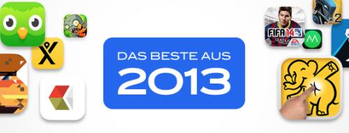 Das Beste aus 2013 Apple Logo