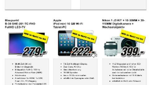 Media Markt 27 12 iPad mini 1