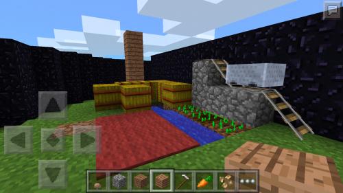 Minecraft 0_8_0 Update2