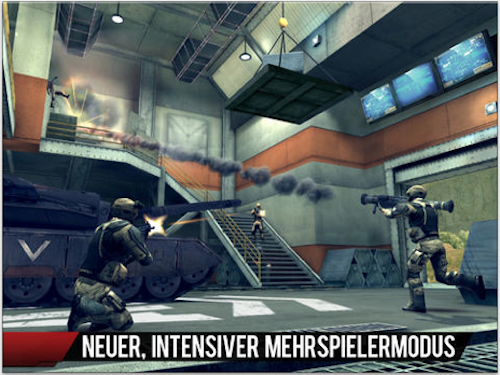 Modern Combat 4 Multiplayer
