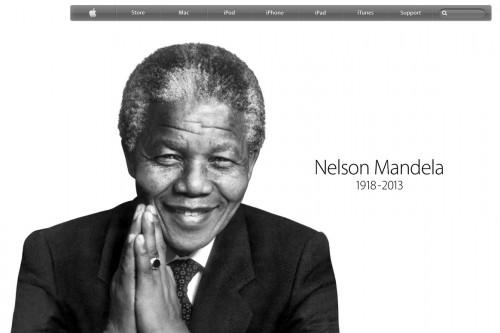 Nelson Mandela Apple