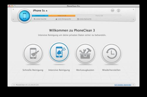 Phone Clean 3