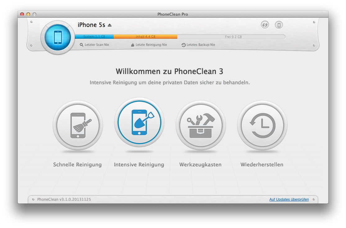 Phoneclean 3 pro download