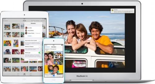 iCloud Photosharing 1