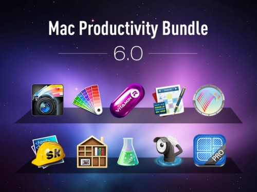 mac productivity bundle 6