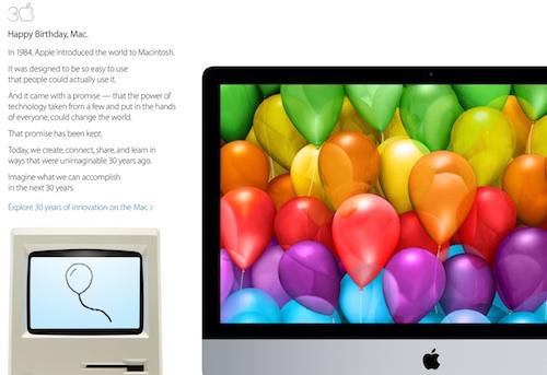 Apple Mac Sonderseite