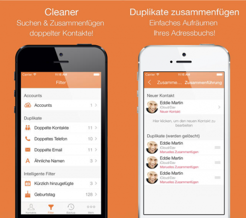 Cleaner Pro screen1