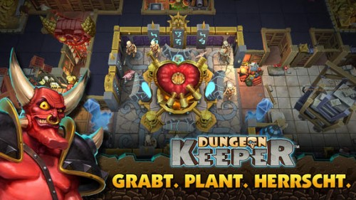 Dungeon Keeper Screen1