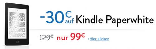 Kindle Paperwhite Angebot