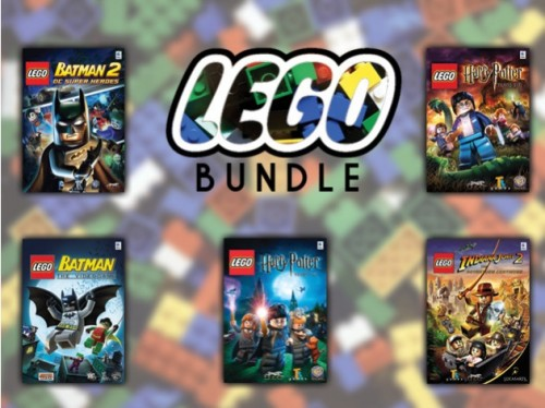 Lego Bundle StackSocial