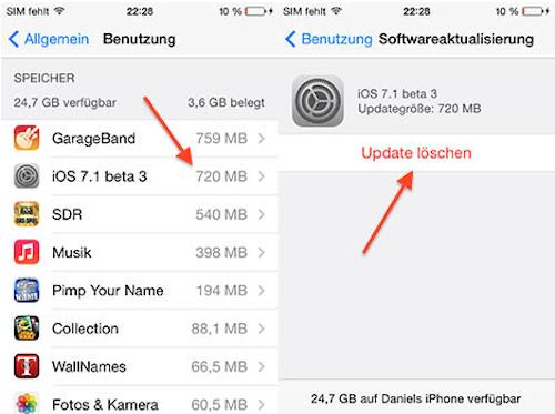 Loeschen automatischer Updates macerkopf.de