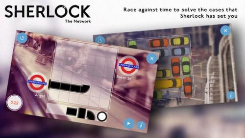 Sherlock The Network Screen2