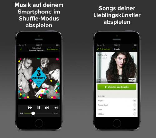 Spotify 0_9_2 Bild