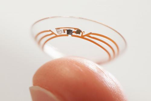 google Kontaktlinsen bild
