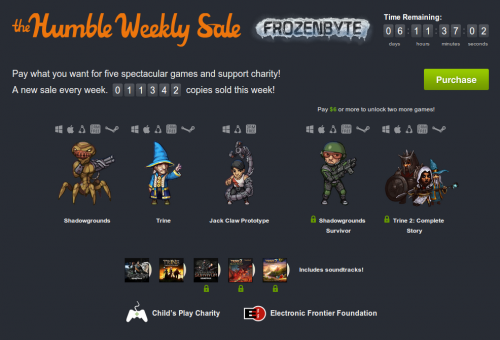 humblebundle weekly frozenbyte