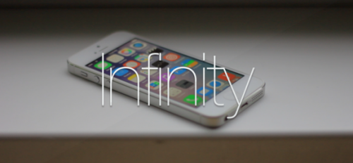 ios 8 infinity