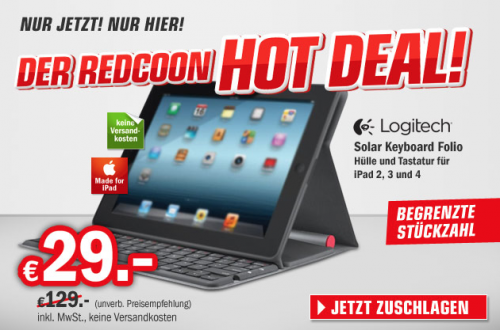 redcoon Deal iPad Folio
