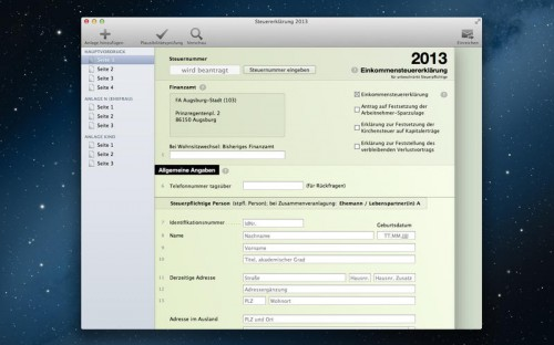 steuererklaerung screen1
