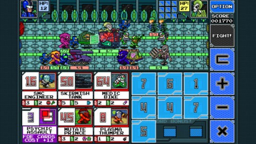 Calculords Screen2