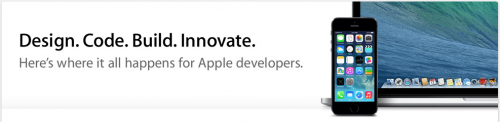 Developer Center Apple