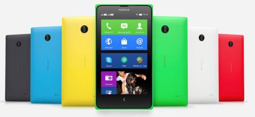 Nokia X Serie