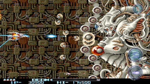 R-TYPE II Screen1