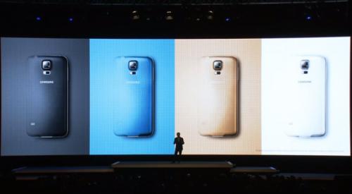 Samsung S5 Farben