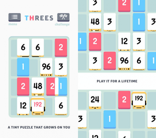 Threes Screen2