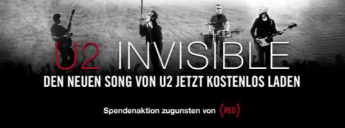 U2 Song gratis